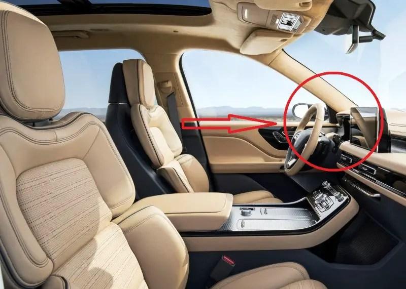 2020 Lincoln Aviator Interior Specs & Features