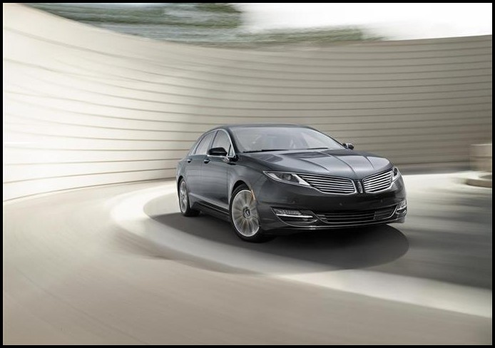 2020 Lincoln MKZ Redesign Redesign & Improve Speed