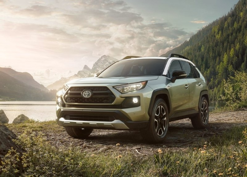 2020 Toyota RAV4 Canada Price & Lease
