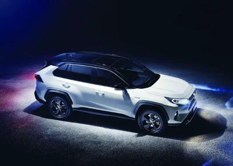 2020 Toyota RAV4 Dimensions
