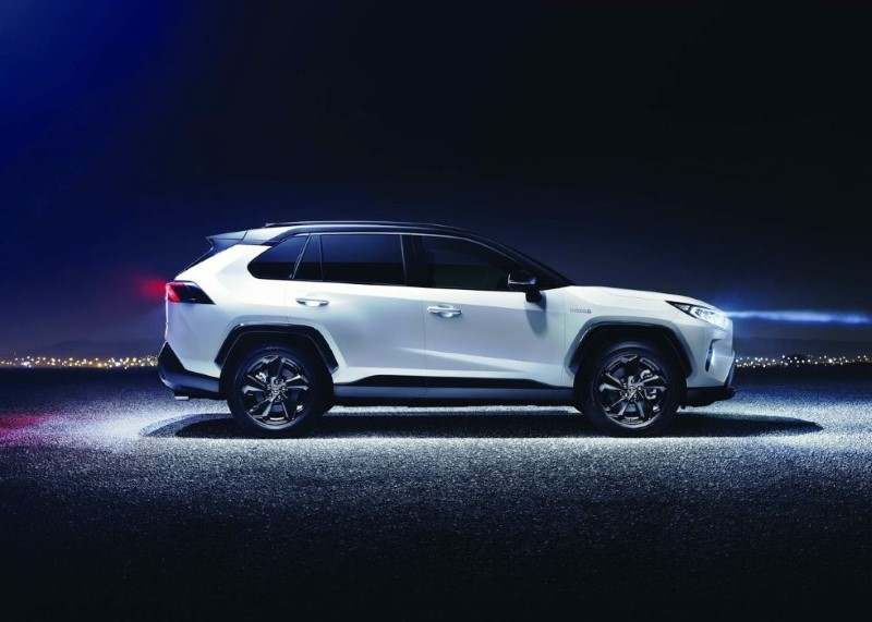 2020 Toyota RAV4 USA Availability