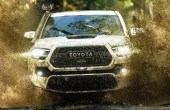 2020 Toyota Tacoma Bolt Pattern