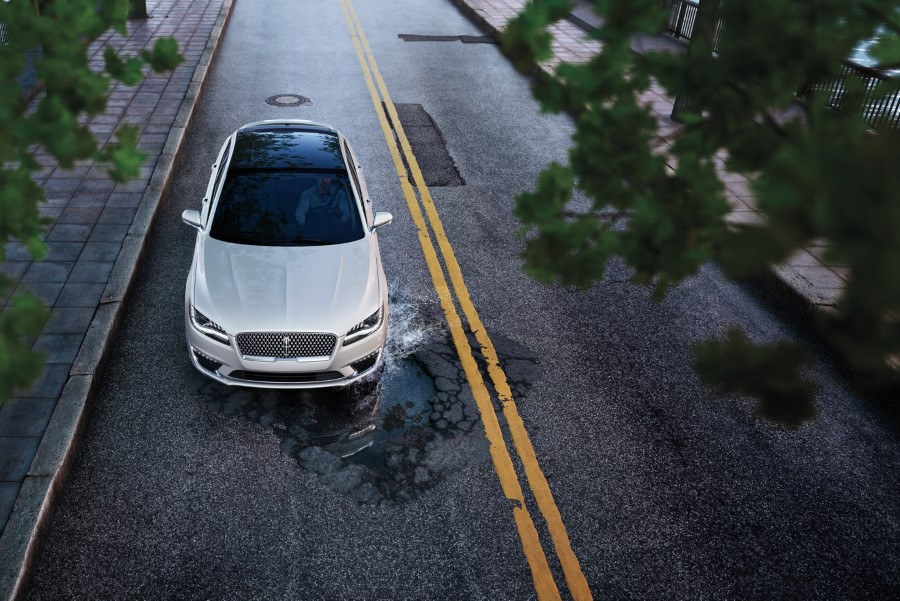 New Lincoln MKZ Specifications