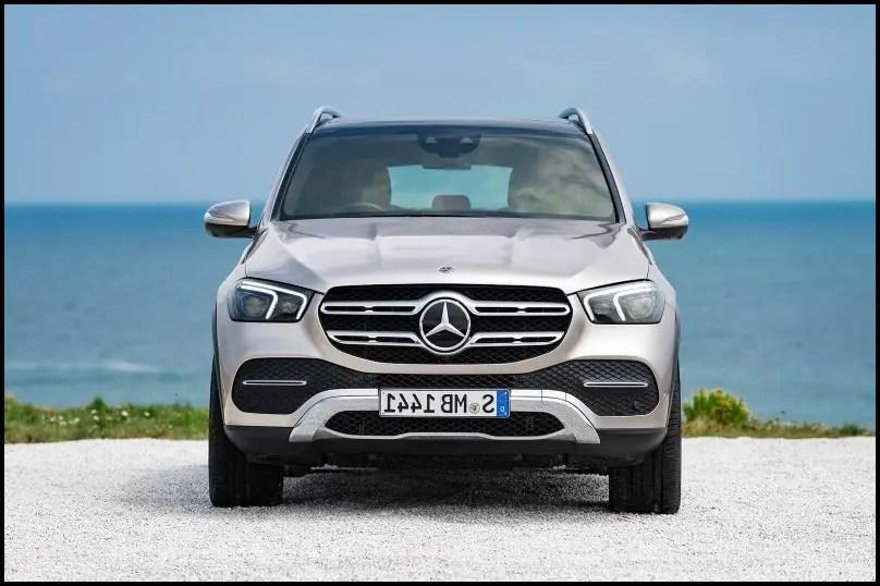 2020 Mercedes-Benz ML New generations