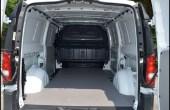 2020 Mercedes-Benz Metris Dimensions & Cargo Capacity
