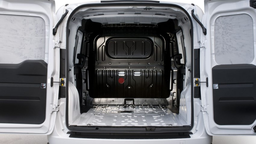 2020 RAM ProMaster City Dimensions Interior & Exterior