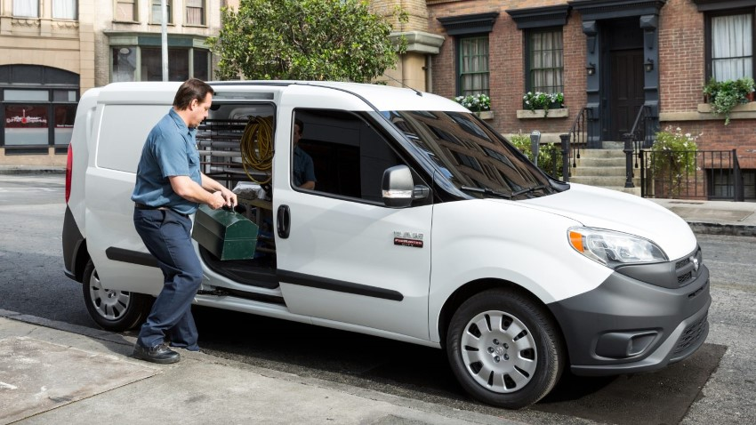 2020 RAM ProMaster City Fuel Economy & Horsepower