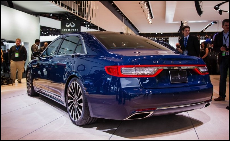 2020 Lincoln Continental Release Date and Price