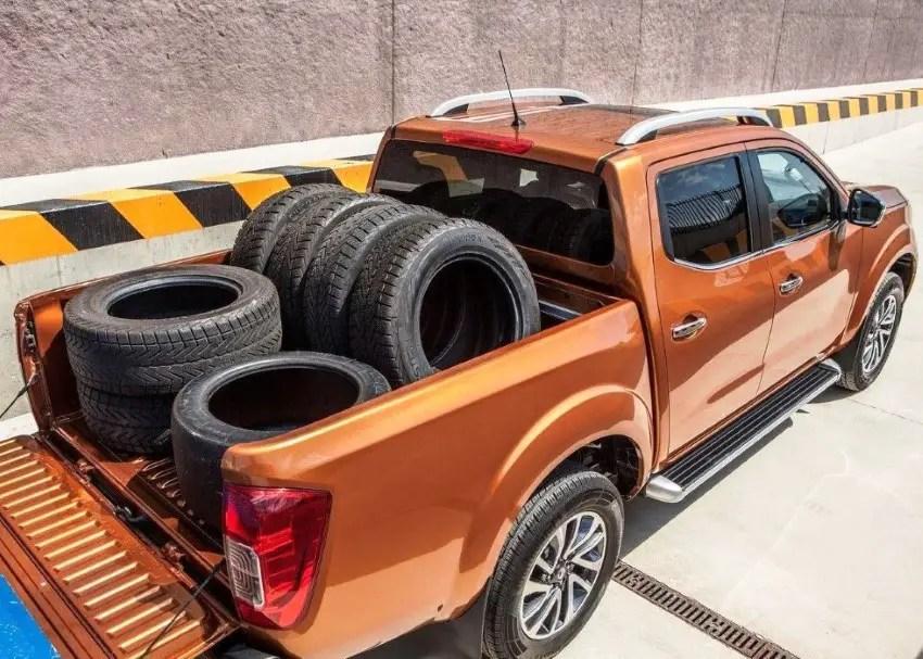 2020 Nissan Navara Towing Capacity