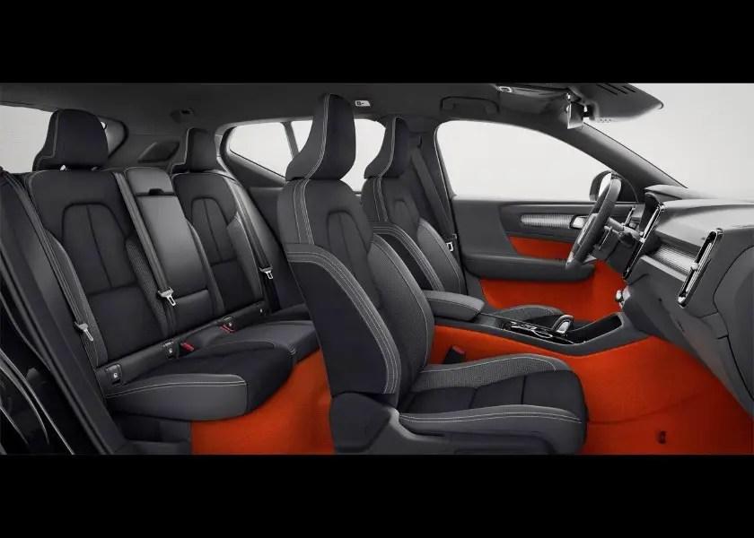 2020 Volvo XC40 Interior Changes & Improvement