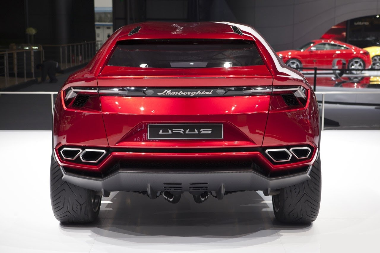 2020 Lamborghini Urus Concept & Debut