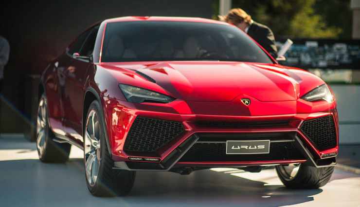 2020 Lamborghini Urus SUV Hybrid Cost