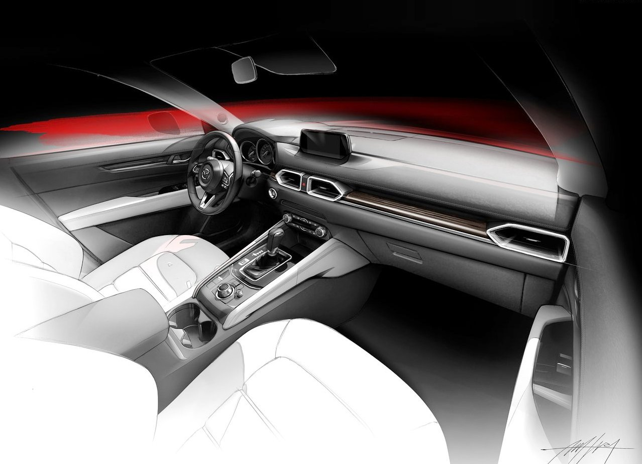 2020 Mazda CX 5 Interior With KODO Design Platform