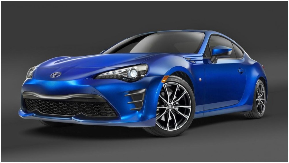 2020 Toyota GT86 Redesign and Changes