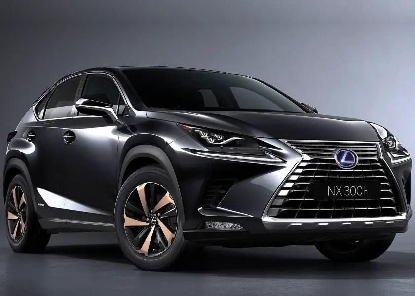 2020 Lexus NX Fuel Economy and Performance
