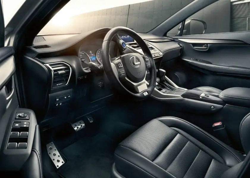 2020 Lexus NX Luxury SUVs Review