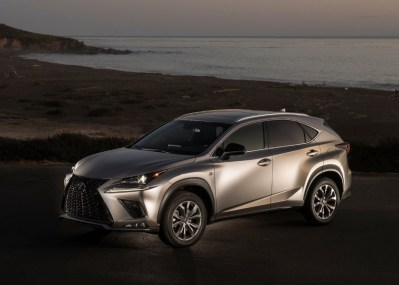 2020 Lexus NX Model: Redesign & Updates For NX 300 & NX 200