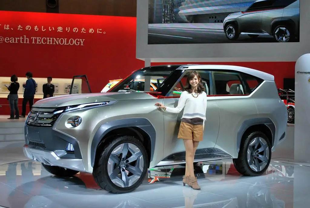 2020 Mitsubishi Montero Geneva Motor Show