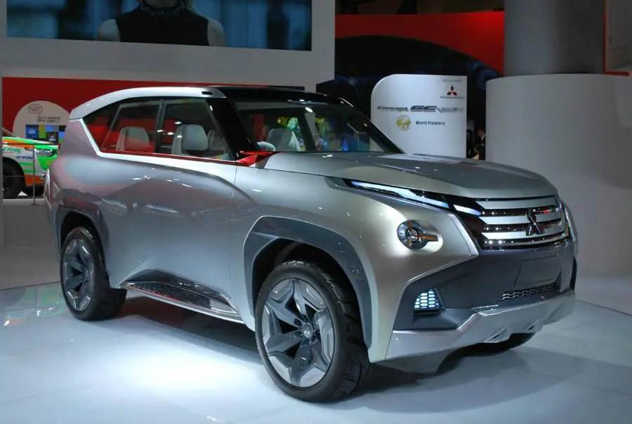 2020 Mitsubishi Montero SUV Release Date in USA