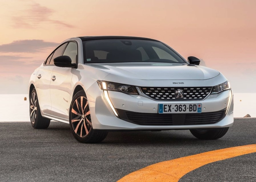 2020 Peugeot 508 Price & Availability
