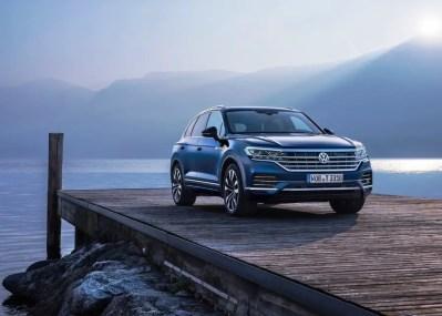 2020 VW Touareg Redesign, Price & Release Date | VW USA
