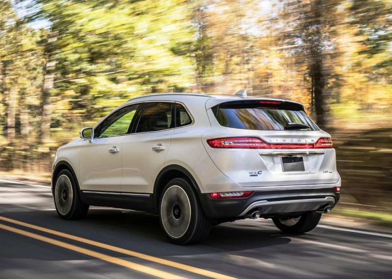 2020 Lincoln MKC Redesign and Changes