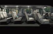 2020 Nissan NV3500 Passenger VAN Capacity