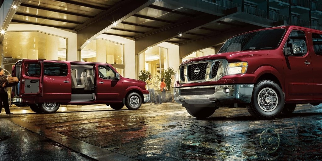 2020 Nissan NV3500 Passenger VAN Price