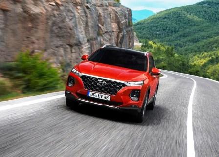 2020 Hyundai Santa Fe is The Best SUV Lease Deals in Australia