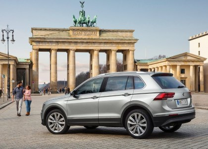 2020 VW Tiguan is The Best SUV Lease Deals in Australia