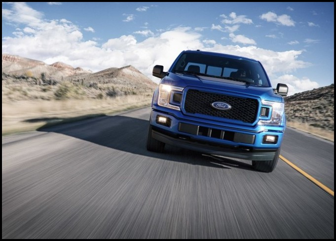 New Ford F-150 - Best Truck Lease Deals Right Now