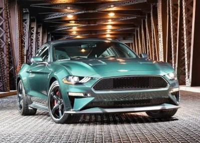 2020 Ford Mustang Bullitt Price, Performance, Release Date