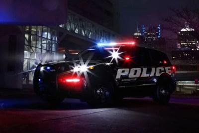 2020 Ford Explorer Police Interceptor: Specs, Performance, Updates
