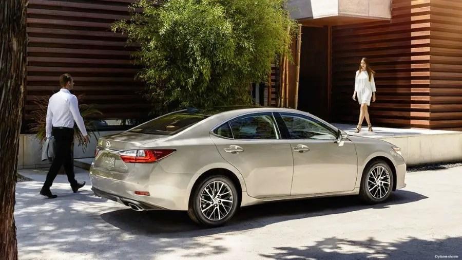 2020 Lexus ES Coupe Changes Exterior
