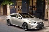2020 Lexus ES Sedan AWD Engine Changes