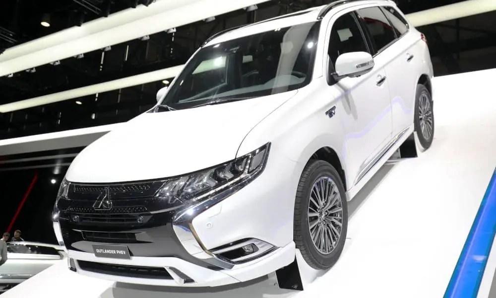 2020 Mitsubishi Outlander PHEV Engine Specs