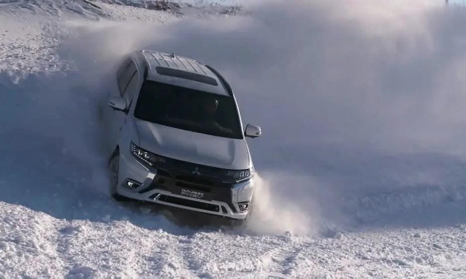 2020 Mitsubishi Outlander PHEV Range & Fuel Economy