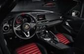2020 Fiat 124 Spider Abarth Interior Changes