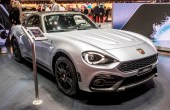 2020 Fiat 124 Spider Abarth Release Date and Price