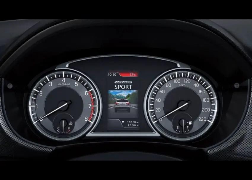2020 Suzuki Grand Vitara Interior Features With Safety Assist
