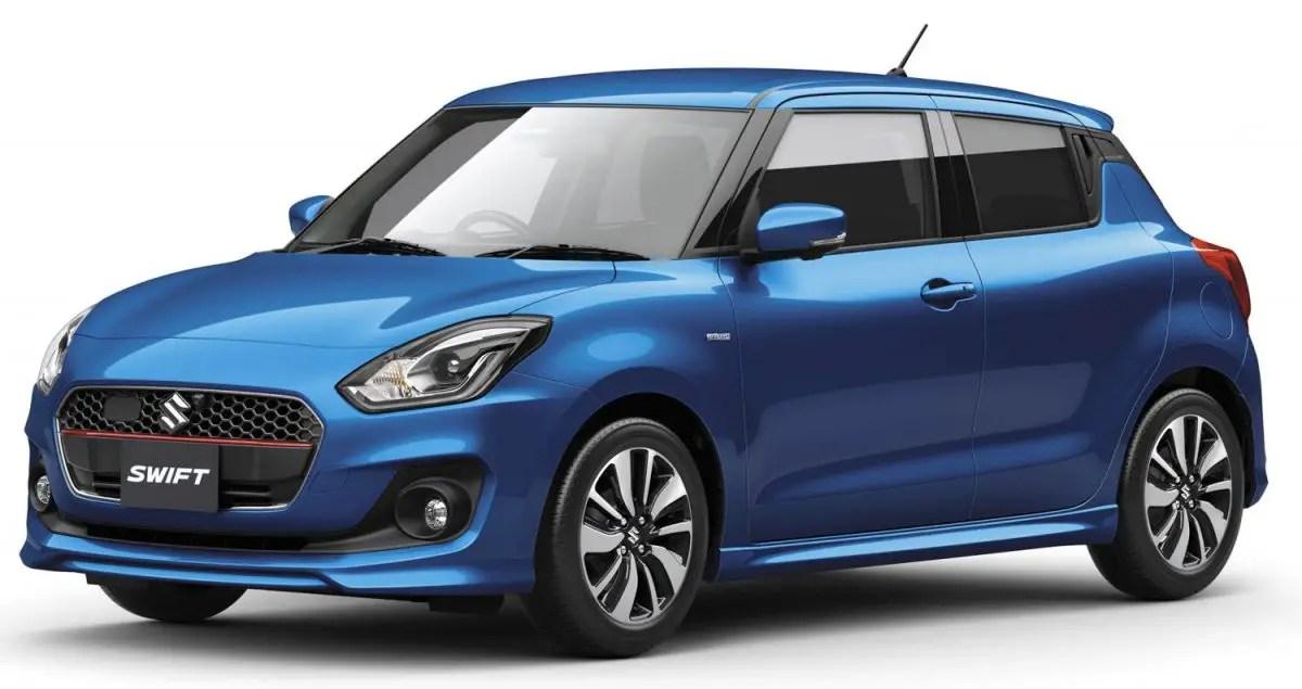 2020 Suzuki Swift Hybrid Price & Equipment