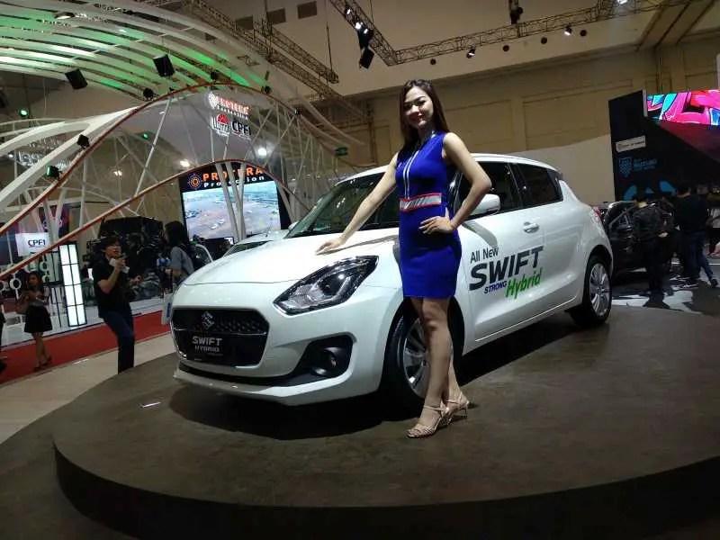 2020 Suzuki Swift Hybrid Release Date and Price