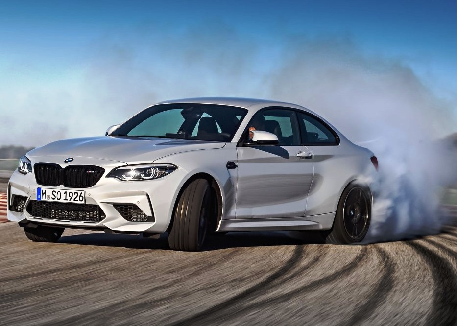 2020 BMW M2 Competition Acceleration