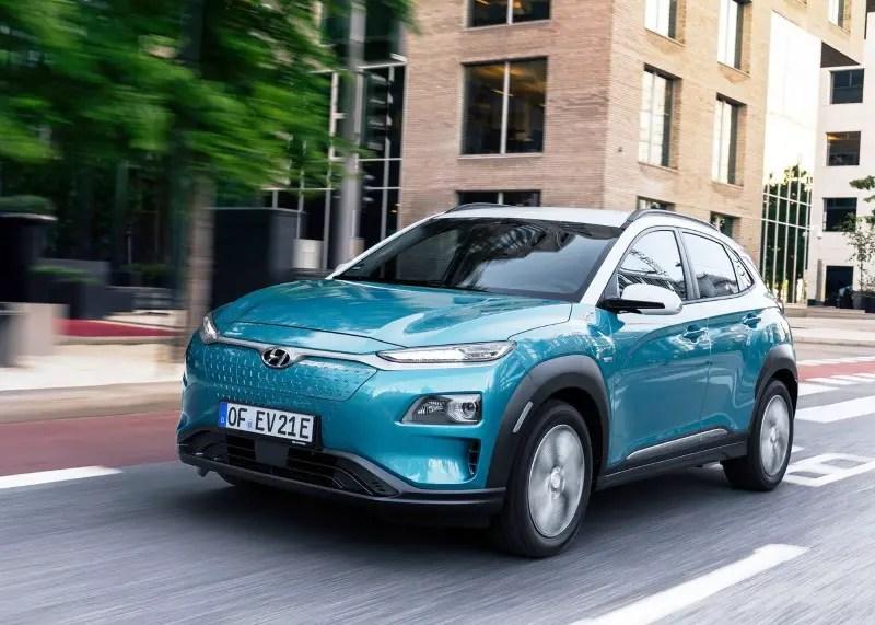 2020 Hyundai Kona Electric Release Date and Price