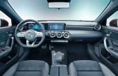 2020 Mercedes A-Class L Sedan Interior Features