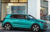 2020 VW T-Cross Fuel Economy