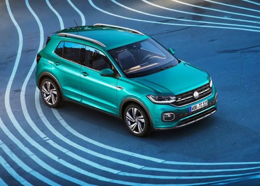 2020 VW T-Cross Release Date & MSRP