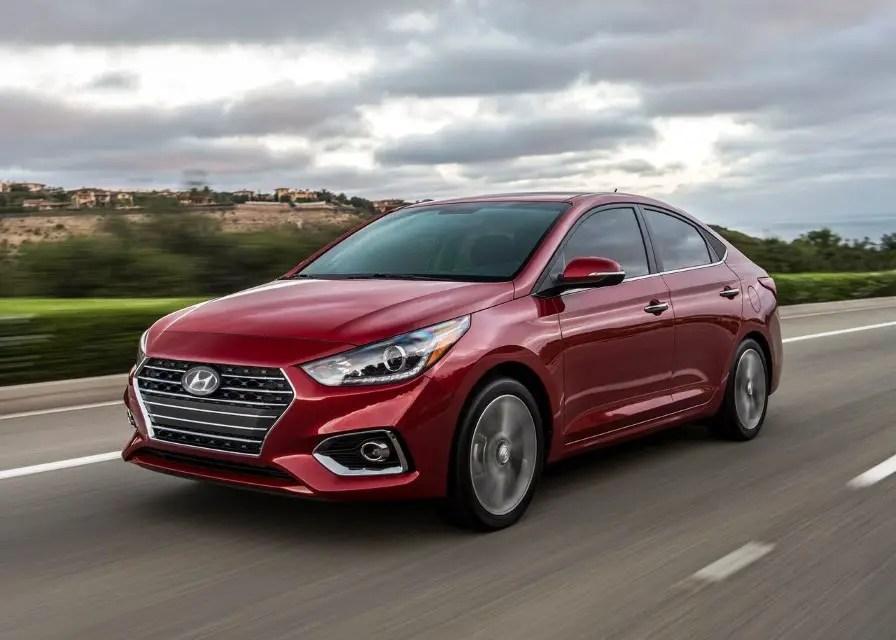 2020 Hyundai Verna Facelift Exterior