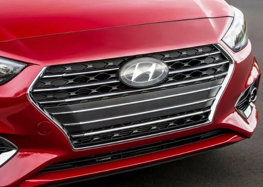 2020 Hyundai Verna New Grill