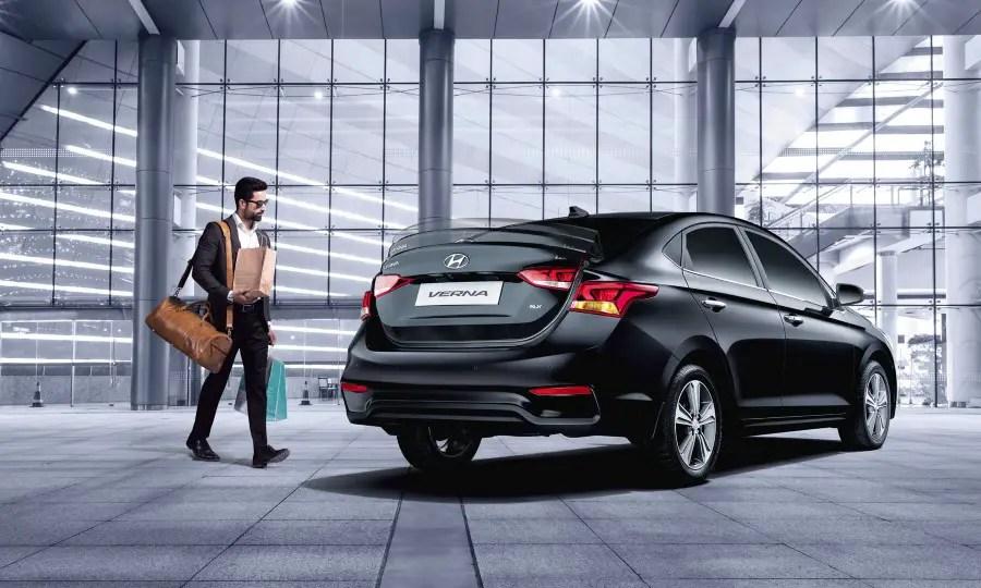 2020 Hyundai Verna Price in USA